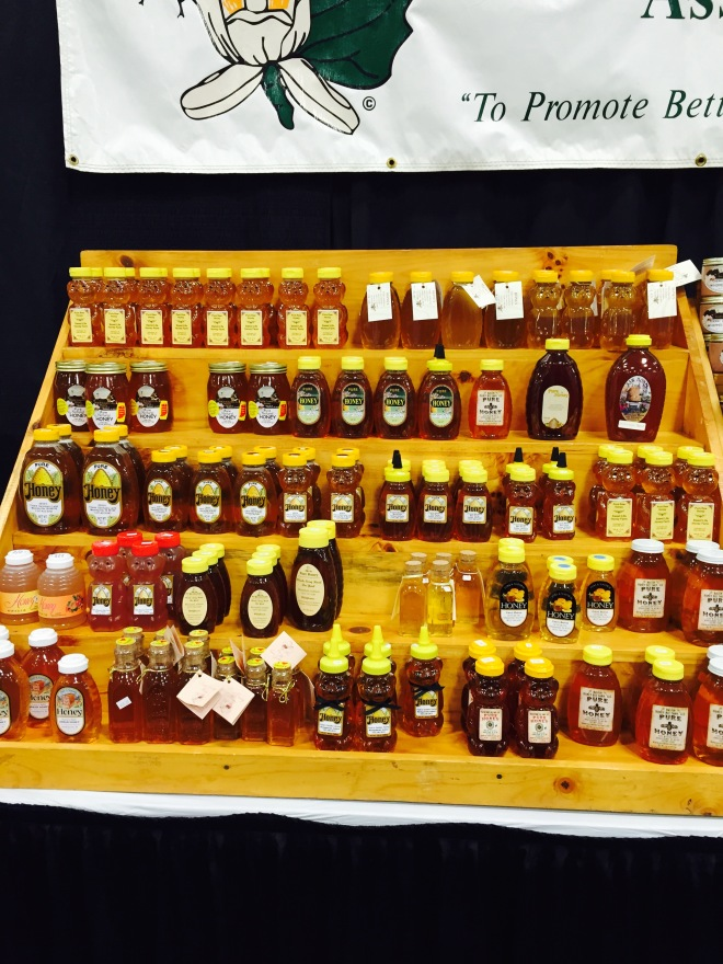 Indiana honey for sale.